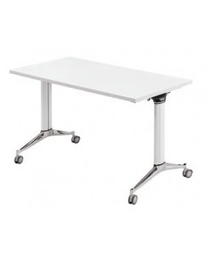 LS RECTANGULAR FOLDING DESK 150 X 80 CM