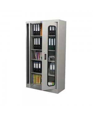 Cupboard Pintu Retracting Kaca