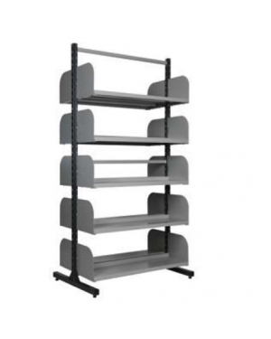 LIBRARY RACK BASIC DOUBLE CONFIGURATION