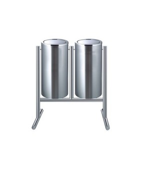 Tempat Sampah Swing Stainless 2 in 1 (TPS-2)