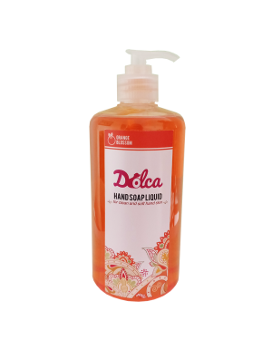 Hand Soap Orange 500 ml (DC - OR500)