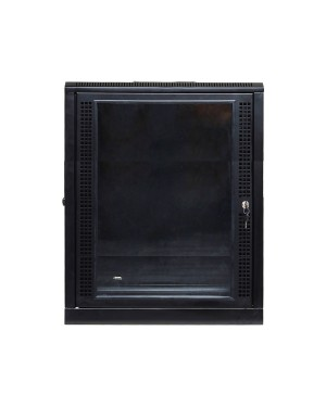 19 WALLMOUNT RACK SERVER 15U DOUBLE DOOR  (INCL. 20 PCS NUT)
